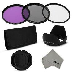 FitTek Optical Glass Filter Accessories Kit