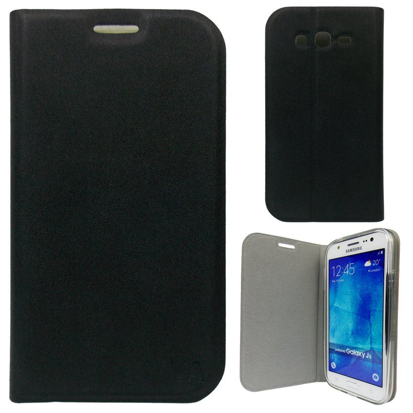 Flip Cover YA Series Samsung Galaxy Core i8262 - Hitam