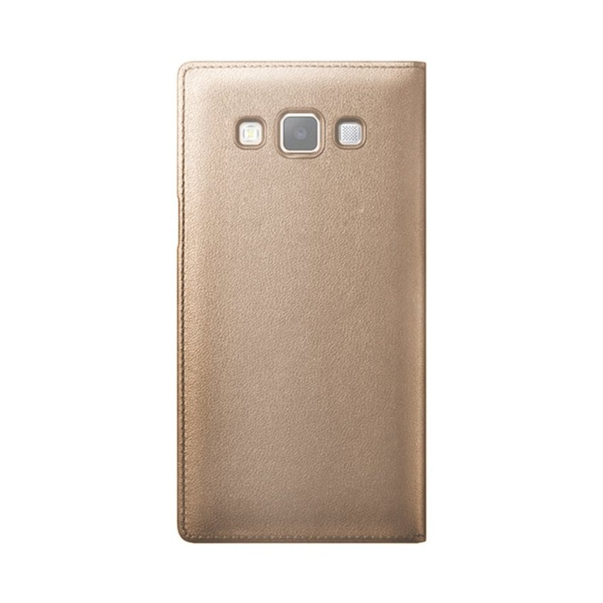 Fonel S View For Samsung Galaxy A5 - Gold