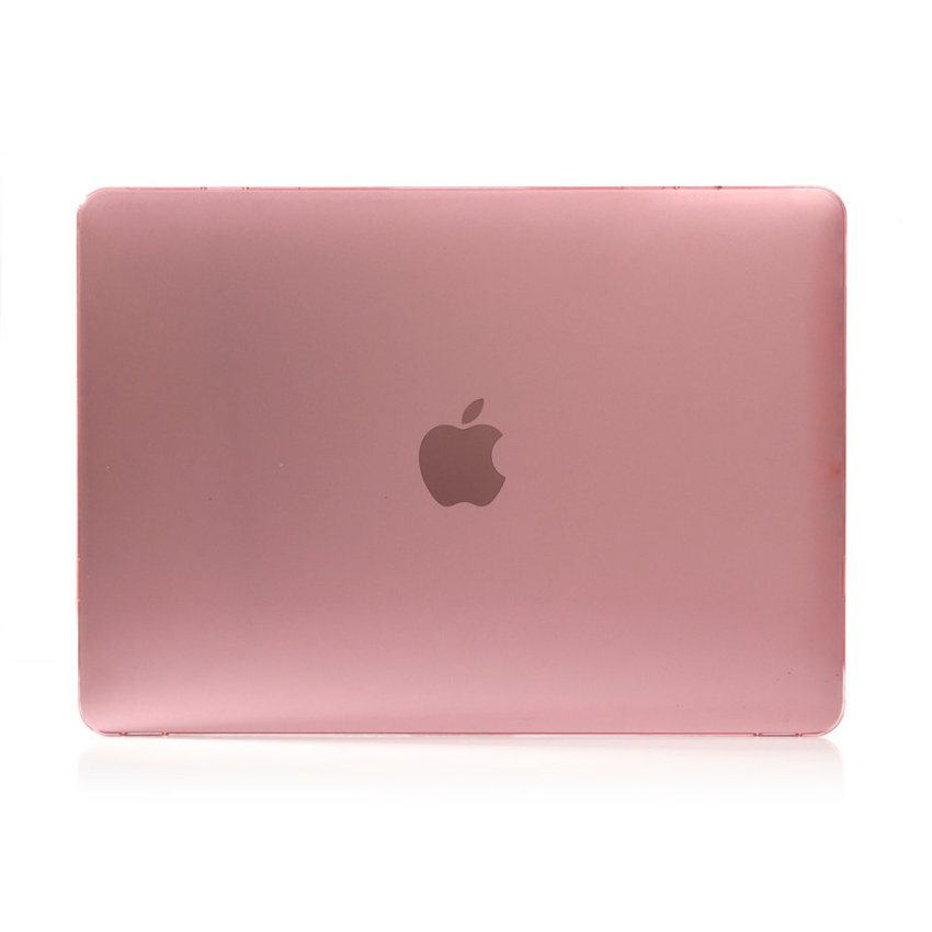 Forito Soft-Touch Plastic Hard Case Cover for Apple The New Macbook 12 inch Retina Display Laptop Computer 2015 Release A1534 RT-MMCMN12-MPK Pink (Intl)