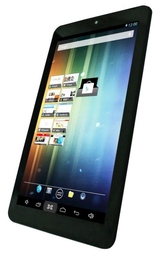 Fortis Apollo Tablet 7 - 4 GB - Hitam