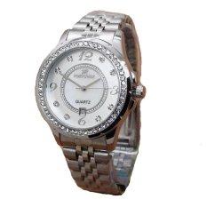Fortuner Jam Tangan Wanita - Stainless Steel - FR1329SW
