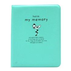 Fujifilm Instax Hello My Memory Album - Hijau Mint