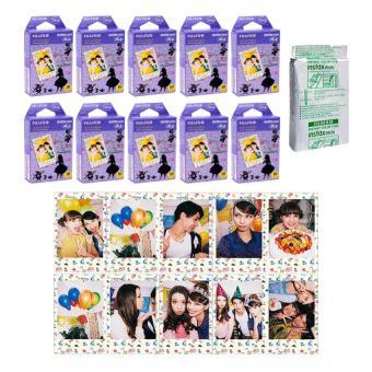 Fujifilm Instax Mini Alice Instant 100 Film For Fuji 7.8 2.50.70 90 / Polaroid 300 Instant Camera / Share SP-1