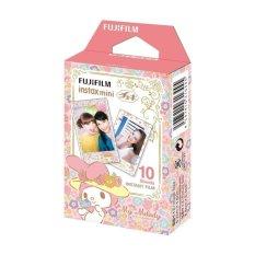 Fujifilm Instax Mini My Melody Instant Film - Pink