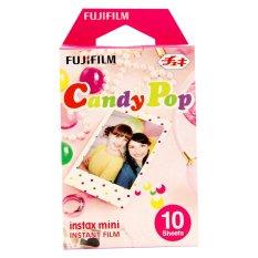 Fujifilm Refill Instax Mini Film Candy Pop - 10 Lembar