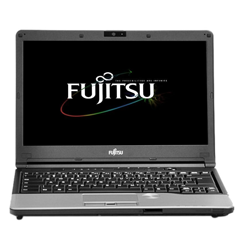 Fujitsu Lifebook S762 - Intel Core i5 - Hitam