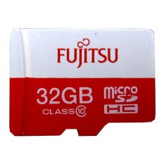 Fujitsu MicroSD Card 48MB/s 32GB + SD Adapter
