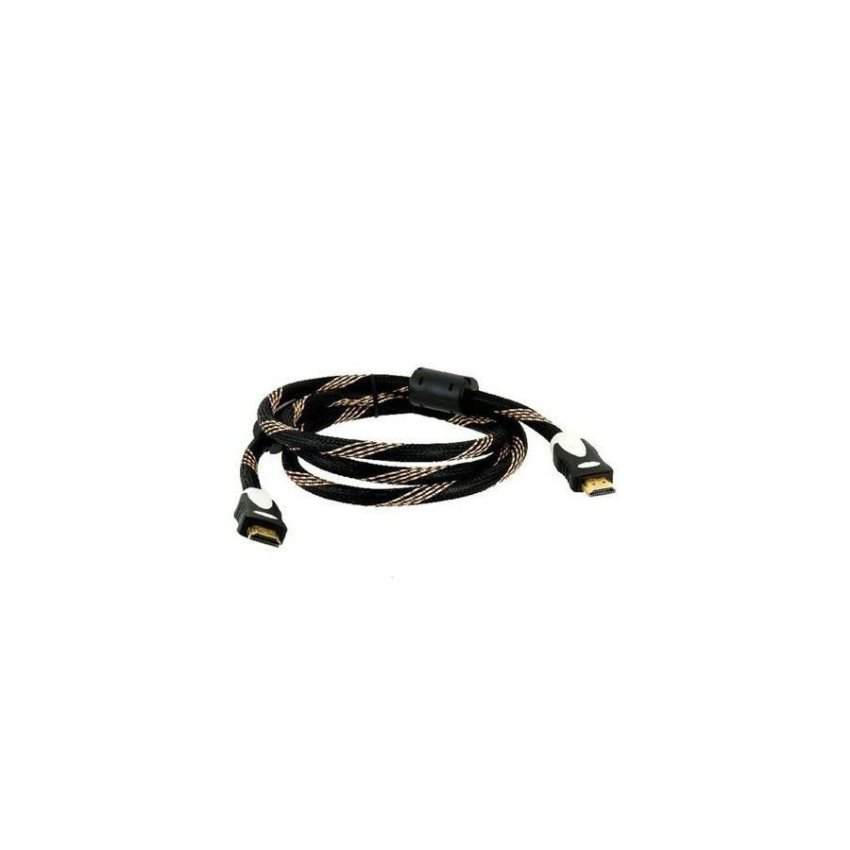 Generic 1.5m HDMI to HDMI Digital Audio/Video Cable Version 1.4 (Black)