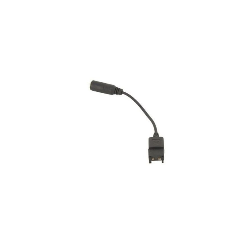 Generic 3.5mm Earphone Audio Adapter Cable for Ericsson T28 (Black)