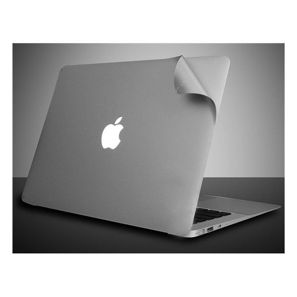 Generic Body Protector for 13? Retina MacBook (Silver)