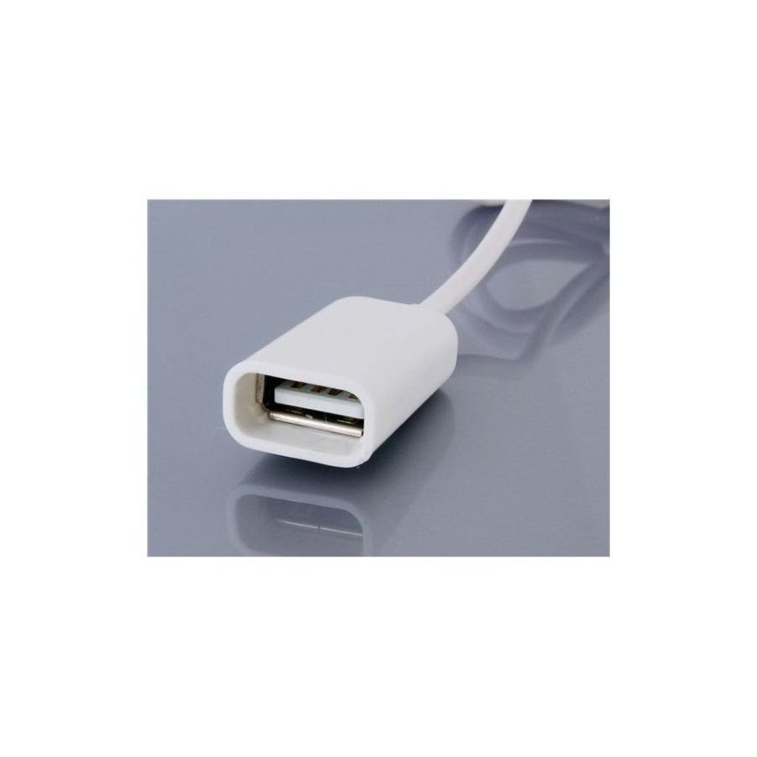 Generic FSL 1002 Multi Functional Conversion Cable for iPod iPhone Nokia Motorola Samsung Blackberry (White)