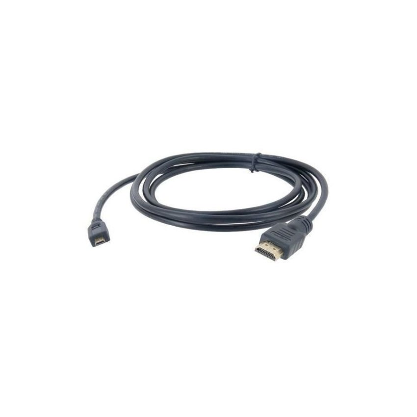 Generic HDMI / Micro HDMI 1.8 m Copper Cable (Black)