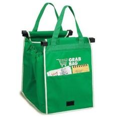 Generic Kantong Belanja Serbaguna Grab Bag Single - Hijau