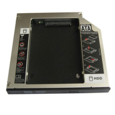 Generic Pata Ide To Sata 2nd Hard Drive Hdd Ssd Caddy Dell Inspiron 115.510.515.5160- Intl