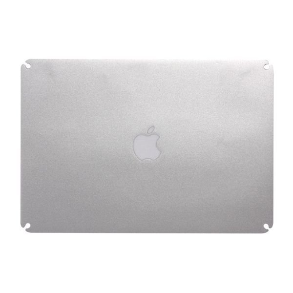 Generic Protective Skin Stickers for Apple Macbook Pro (Silver)