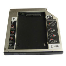 Generic Sata 2nd Hard Disk Drive Hdd Caddy Bay For Sony Vaio Vgn-fw Series- Intl