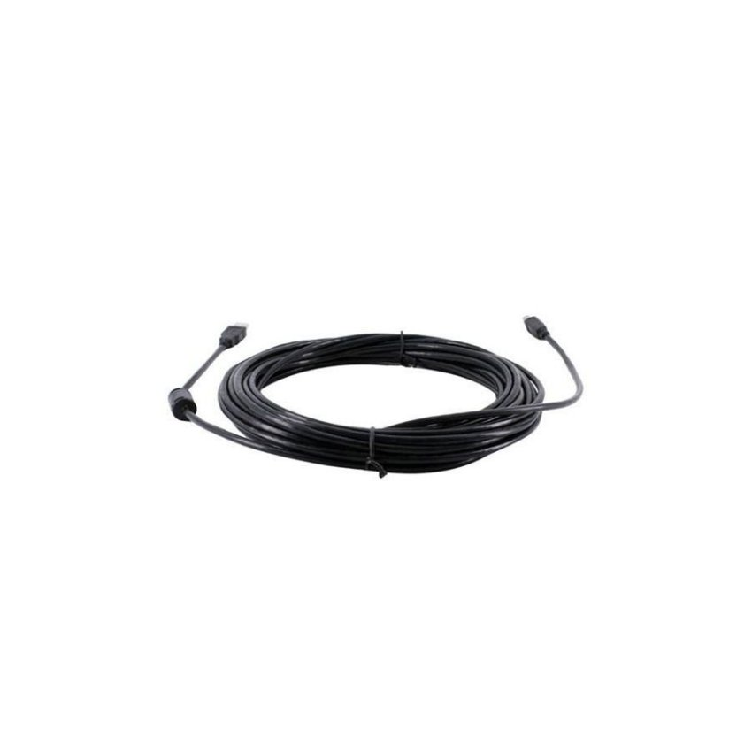 Generic USB 2.0 10m High Speed Printer Extension Cable (Black)