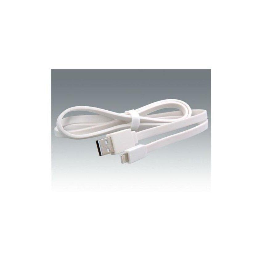 Generic USB Charging Data Cable for iPhone 5 iPad mini iPod touch 5 iPod Nano 7 iPad 4 1.0 m White