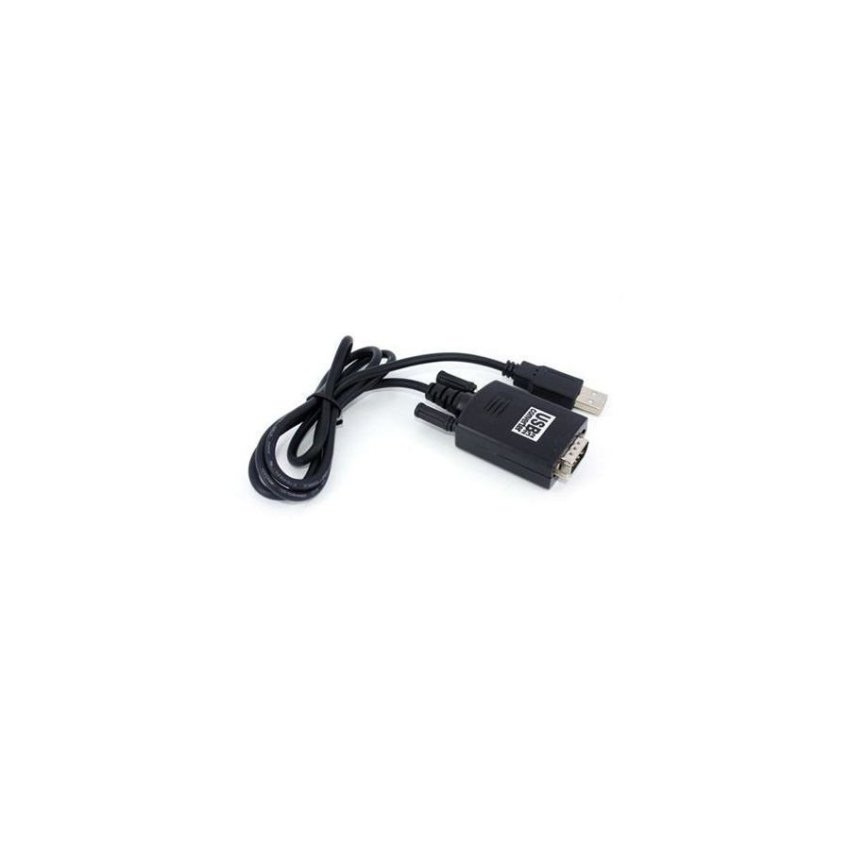 Generic USB to RS232 Cable (Black)