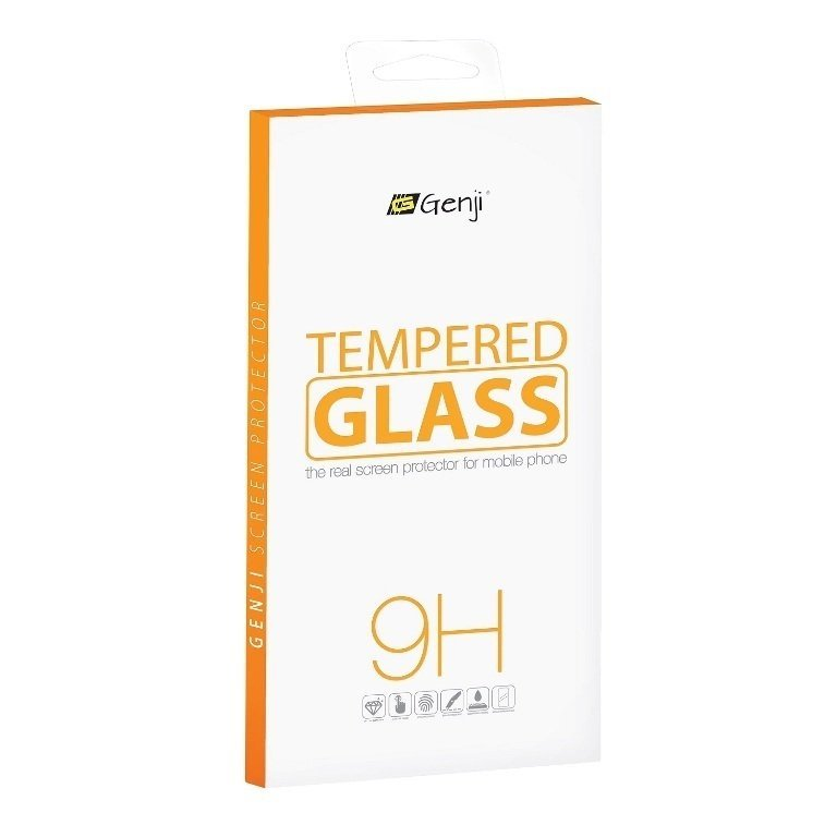 Genji Tempered Glass 0,3 mm Xiaomi Redmi Note 2 - Clear - Japan Material Glass