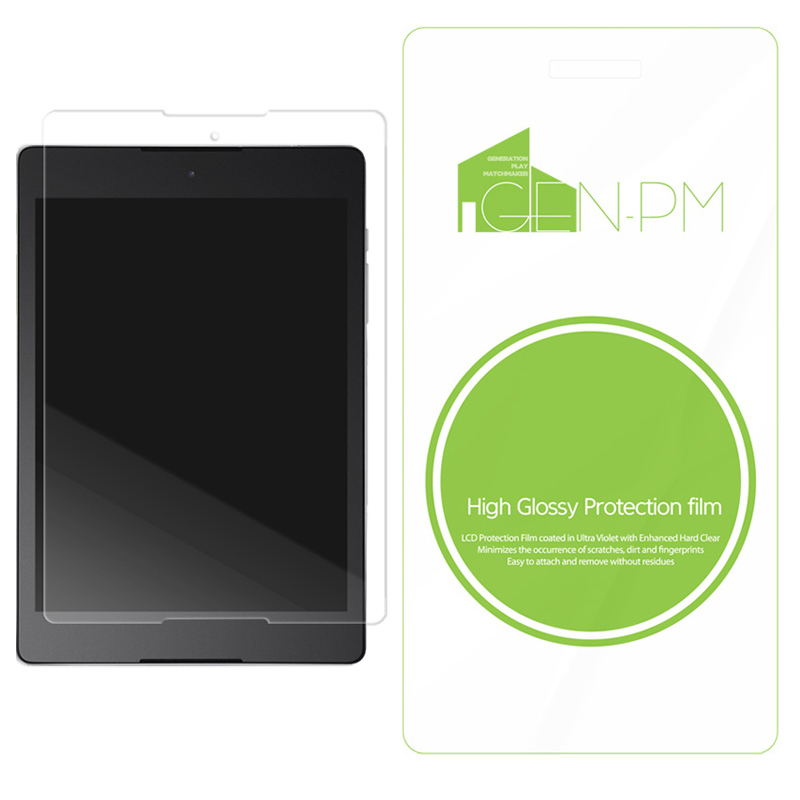 GENPM High Glossy Protection film for Thinkway Touch mini screen protector (Intl)