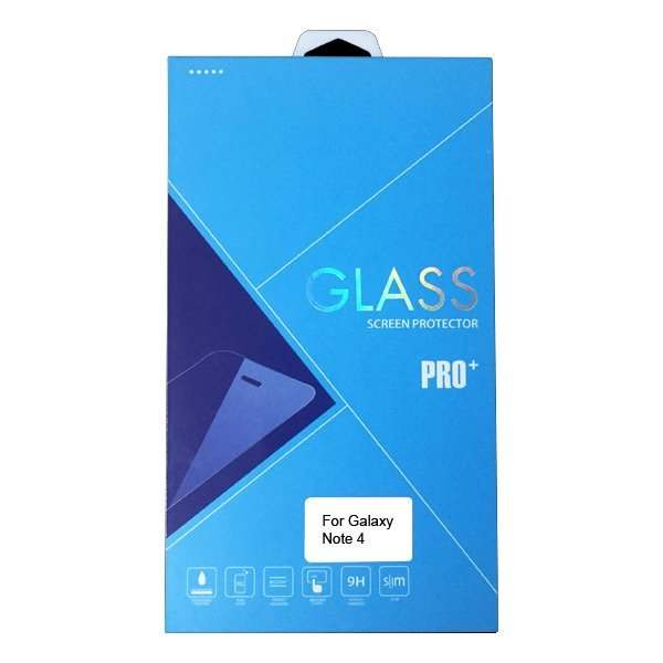 Glass Pro+ Screen Protector for Samsung Galaxy Note 4