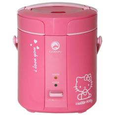 Godzu Mini Rice Cooker 1,2l Hello Kitty - Pink