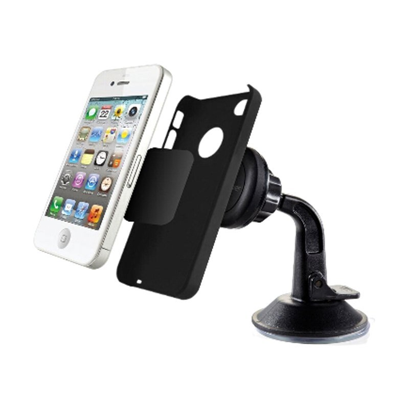 GOLDFOX Universal Car Windshield Dashboard Magnet Mount Cradle Holder for Cell Phone (Intl)
