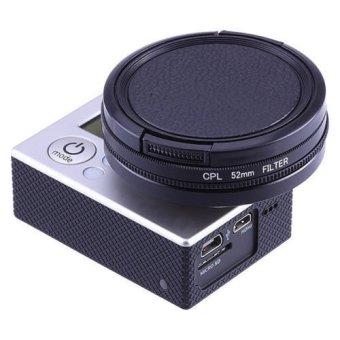 Gopro CPL Filter 52 mm for GoPro Hero 3 / 3+ / 4