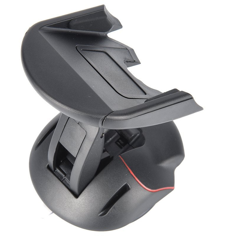Gracefulvara 360 Degree Deformable Mouse Car Holder Dashboard and Windshield Phone Holder for All Moblie Phone (Intl)