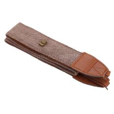 Gracefulvara Camera Shoulder Neck Vintage Strap Belt For Sony Nikon Canon Pentax DSLR - Brown (Intl)