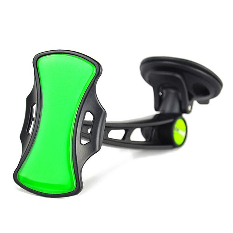 GripGo Universal Car Phone Mount - Hitam
