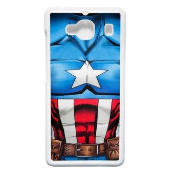 Heavencase Xiaomi Redmi 2s Hard Case Captain America 08