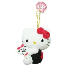Hello Kitty Gantungan Kunci Tas Boneka 40th Anniversary