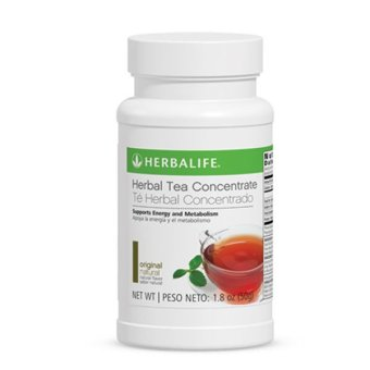 herbalife herbal tea concentrate thermojetic tea 100gr