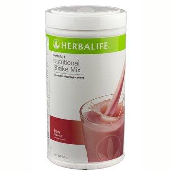 Herbalife Shake Berry 550g | Lazada Indonesia