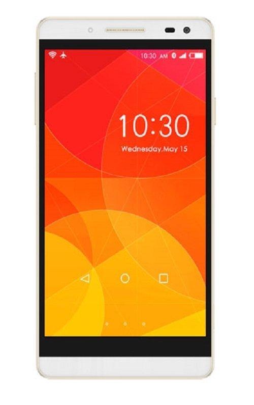 Himax Pure 3S - 8GB - Gold + Screenguard