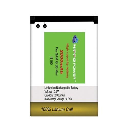 Hippo Battery Samsung for Galaxy S3 Mini - 20000mAh
