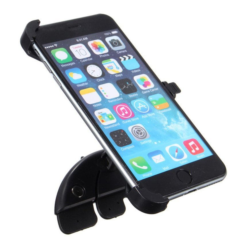 HKS Car CD Slot Mobile Holder Stand Mount Cradle for Apple iPhone 6 Plus  5.5?? (Intl)