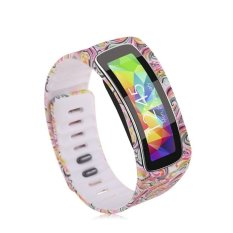 HKS Replacement Wrist Band Bracelet For Samsung Galaxy Gear Fit W / Clasp No Tracker Face