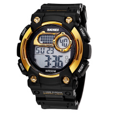 Hogakeji SKMEI Authentic Fashion Students Watch Electronic Watches Wholesale Multicolor Tide