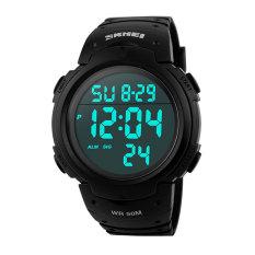 Hogakeji SKMEI Mens Digital LCD Screen Outdoor Wrist Watches