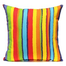 jual anne leissly rainbow cushion cover