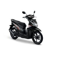 Honda All New BeAT ESP CBS ISS - Hard Rock Black - Khusus Wilayah Surabaya, Sidoarjo & Gresik