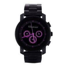 Hoongos Wei Na Pedicle (Davena) Ladies Watch Full Strip Large Dial Quartz Watch Watch Watch Women Fashion Watch Waterproof -60819 Red