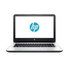 """HP 14-ac001TU - 14"""" - Intel Celeron N3050 - Ram 2 GB - 500GB - Silver"""