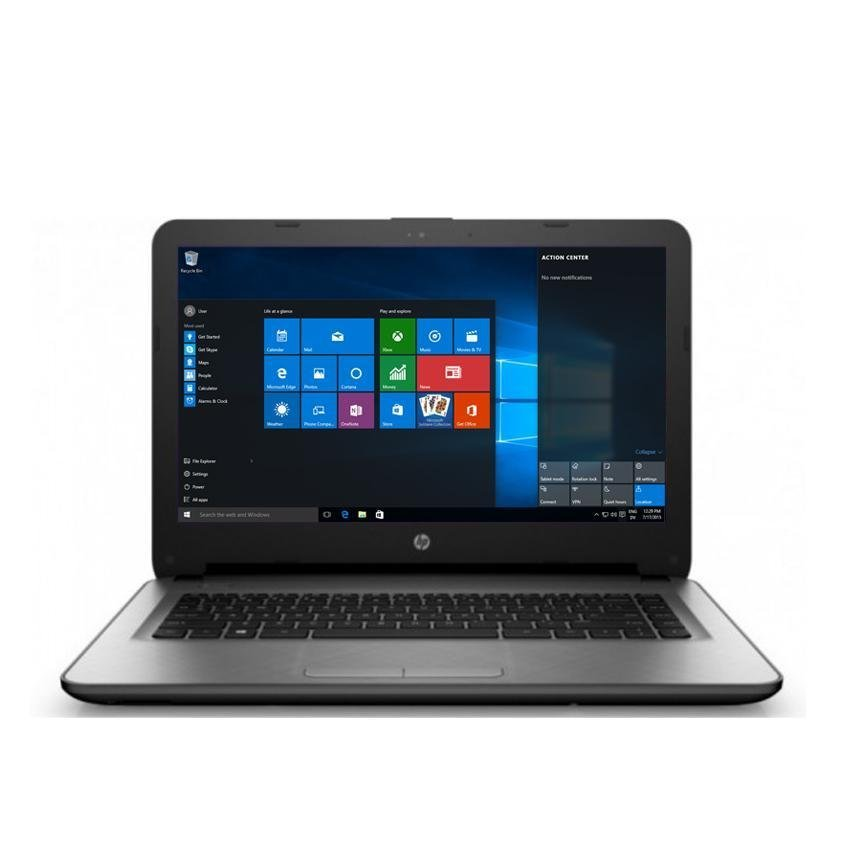 HP 14-ac151TU - Celeron N3050 - 500GB - Windows 10 - Silver