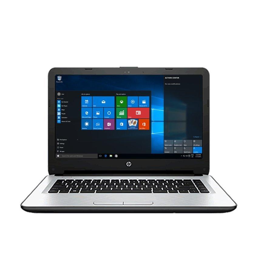 HP 14-AC152TU - 2GB - 14 inch - Intel N3050 - Putih