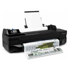 HP Designjet CQ891A - T120 24 inc - Hitam